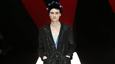 Giorgio Armani  / женская коллекция SS 2018