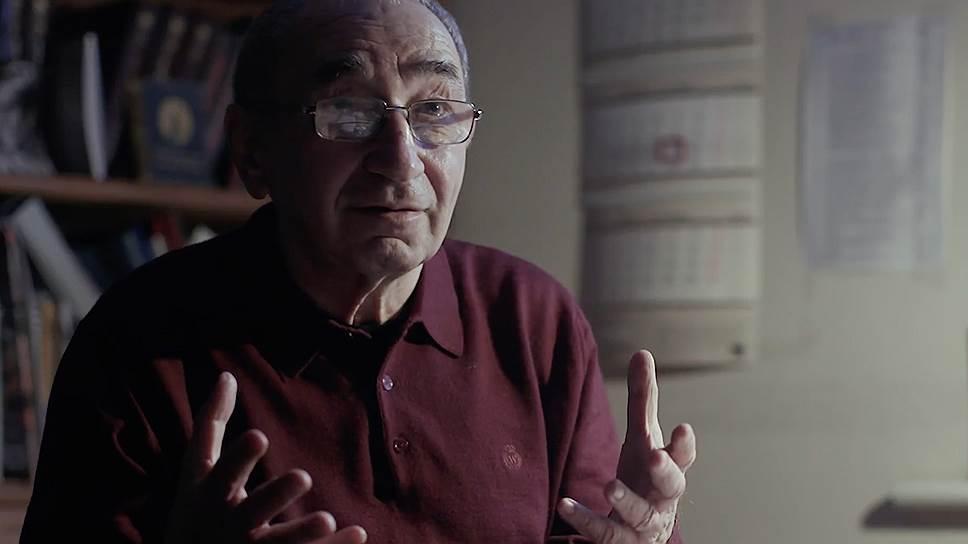 Дмитрий Бутрин о фильме, посвященном создателю «Мемориала» Арсению Рогинскому