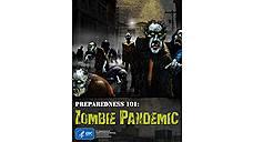Комикс «Пандемия зомби», выпущенный Центром по контролю и профилактике заболеваний США