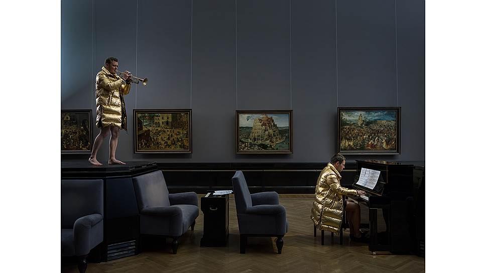 Театр начинается с выставки // Анна Толстова о новой театральности