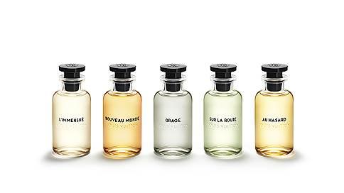 Новое определение мужественности  / Алексей Тарханов о первой мужской коллекции духов Louis Vuitton