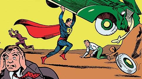 Весь Супермен в 50 фактах  / Краткая биография главного супергероя Америки