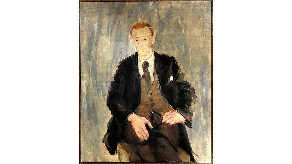 Мариам Асламазян. «Портрет Петрова», 1939