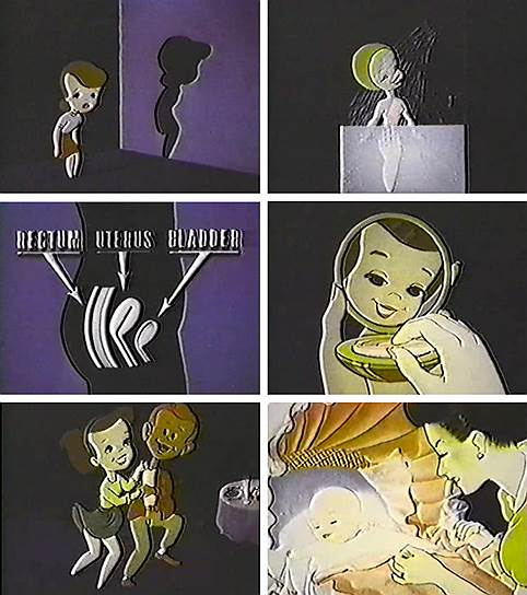 «История менструации», 1946