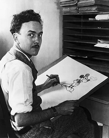 Аб Айверкс, около 1929