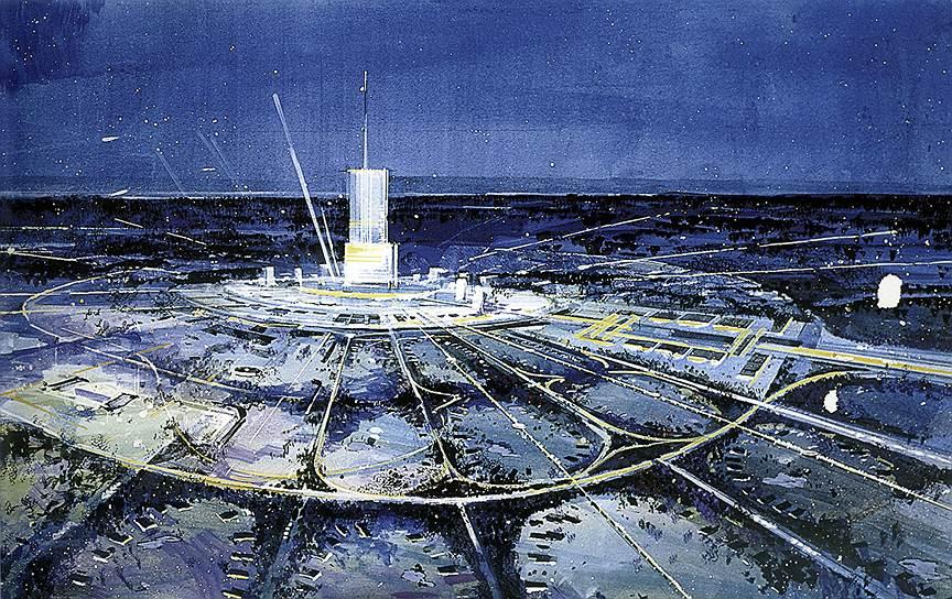 «Экспериментального прототипа сообщества будущего», 1965