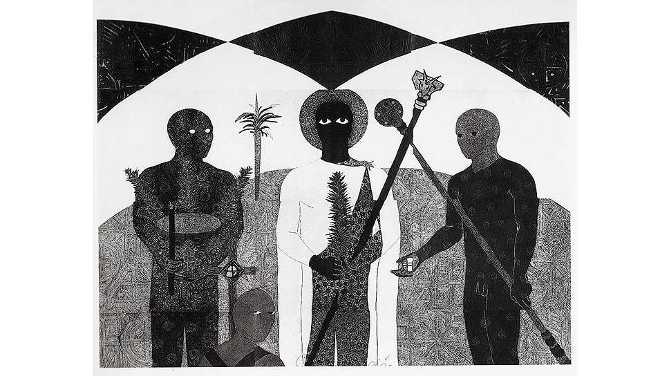 Белкис Айон. «Освящение», 1991