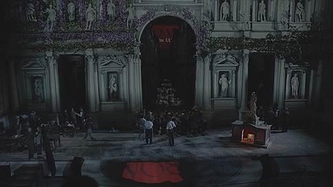 «Если начнете копаться — вы откопаете труп»  / Александр Сокуров о своей постановке пьесы Иосифа Бродского