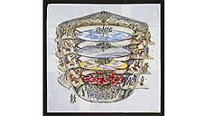 «Модель вертикальной оперы», 1998