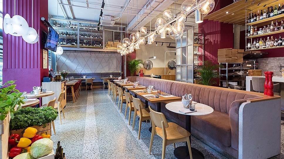 Макаронный десант из Питера / Дарья Цивина о ресторане Italy и пиццерии «22 сантиметра»
