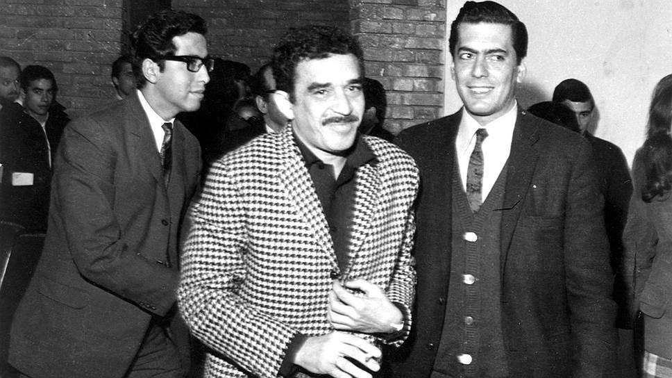 Габриэль Гарсиа Маркес (слева) и Марио Варгас Льоса, 1960-е