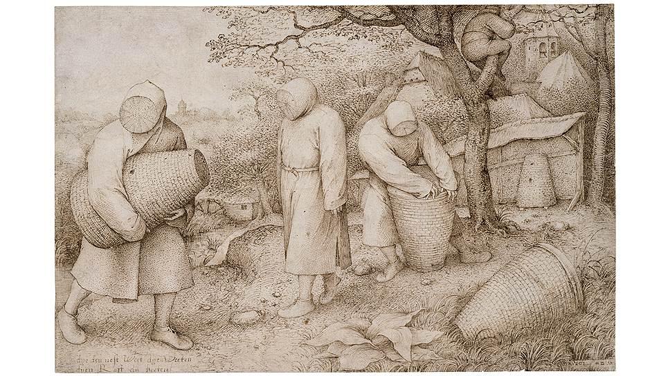 «Пчеловоды», 1568