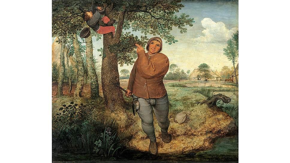 «Разоритель гнезд», 1568