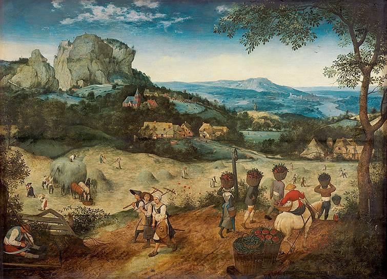 «Сенокос», 1565