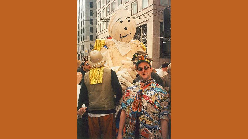 Первоапрельский Парад дураков в Сан-Франциско, 2001