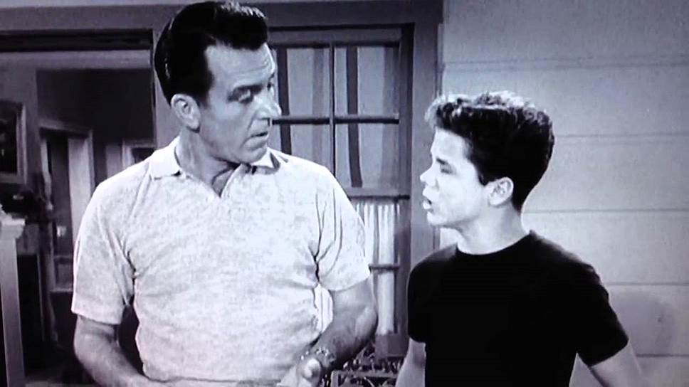 «Предоставьте это Биверу». Создатели Боб Мошер и Джо Коннелли, 1957
