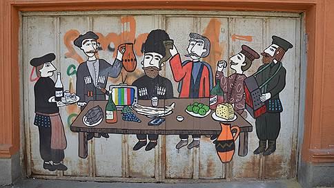 Ешь, пей, люби // Геннадий Иозефавичус о тбилисских еде, вине и отеле Stamba