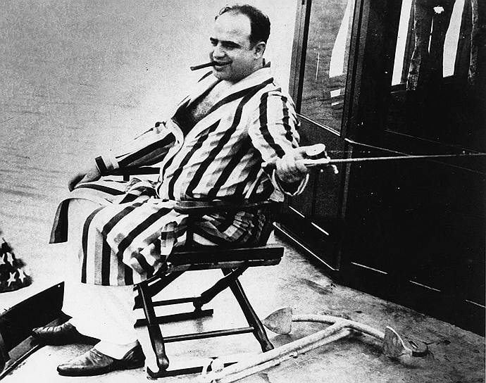 Аль Капоне, 1930