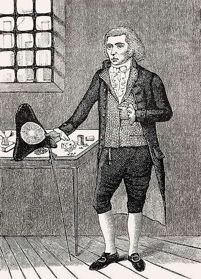 Джон Кей. «Портрет Уильяма Броди», 1788