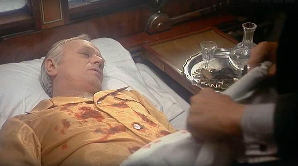 «Убийство в Восточном экспрессе». Режиссер Сидни Люмет, 1974