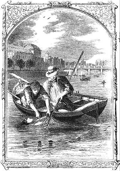 Иллюстрация к «Тайне Мари Роже», 1852