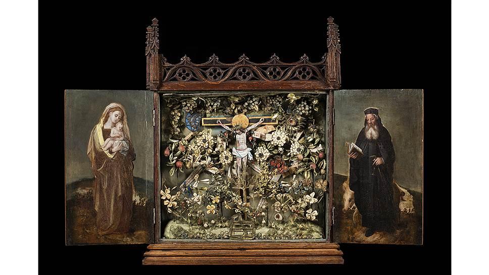 Алтарь из коллекции Двора ван Буслейдена, начало XVIвека