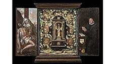 Алтарь из коллекции Двора ван Буслейдена, начало XVI века