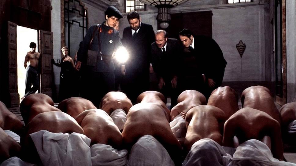 Пьер Паоло Пазолини. «Сало, или 120дней Содома», 1977