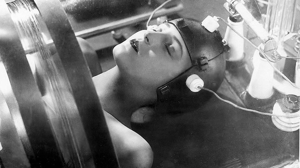 Фриц Ланг. «Метрополис», 1927