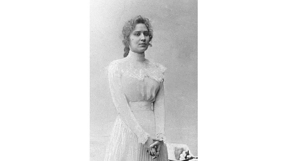 Мария Роксанова, 1898