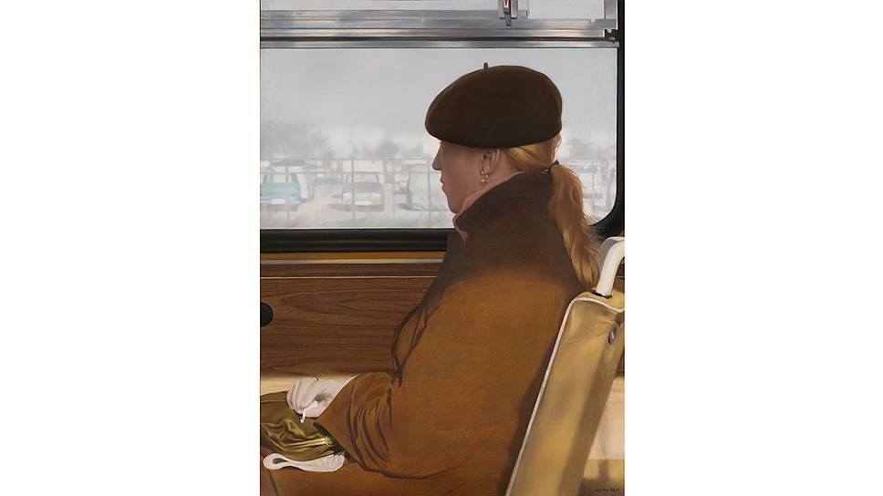 «Пассажирка», 1984