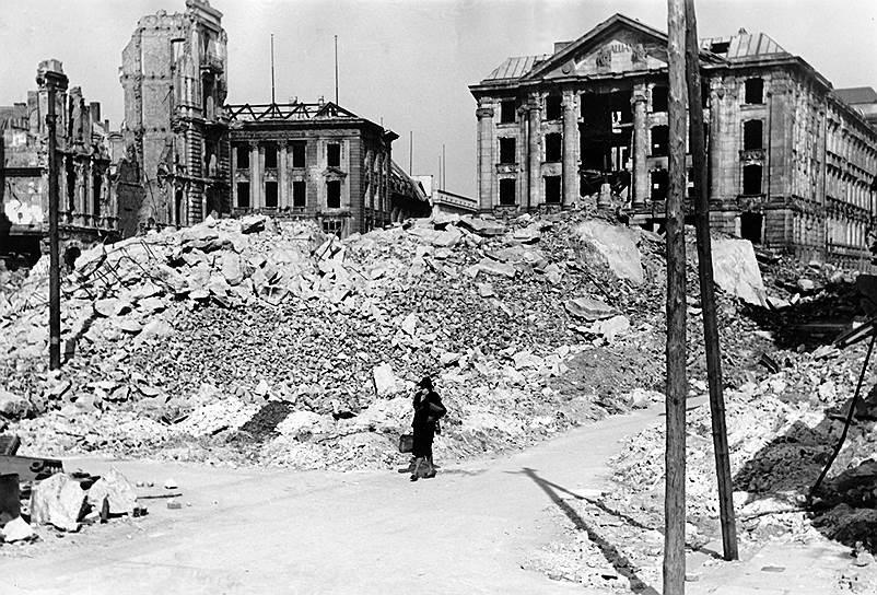 Восточный Берлин, 1949