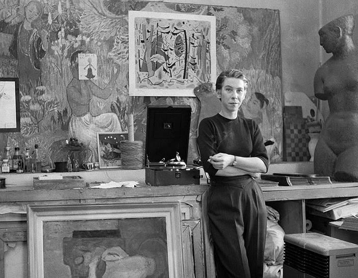 Туве Янссон, 1956