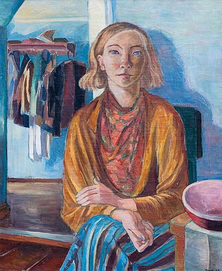 Туве Янссон. «Автопортрет», 1936