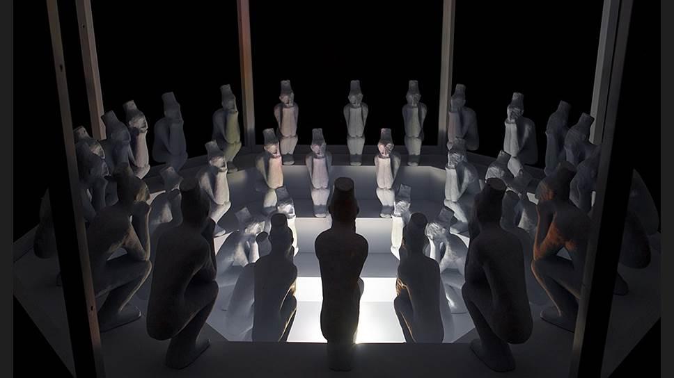 Александр Бродский. «Белая комната / Черная комната», 2012