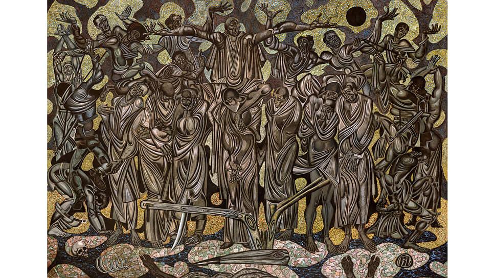 Иосиф Самсонадзе. «Корни», 1974