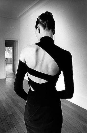 Жанлу Сифф. «Eve de dos», 1997