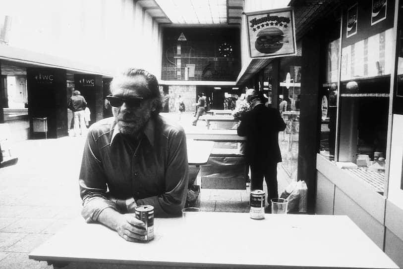 Чарльз Буковски. Лос-Анджелес, 1970-е