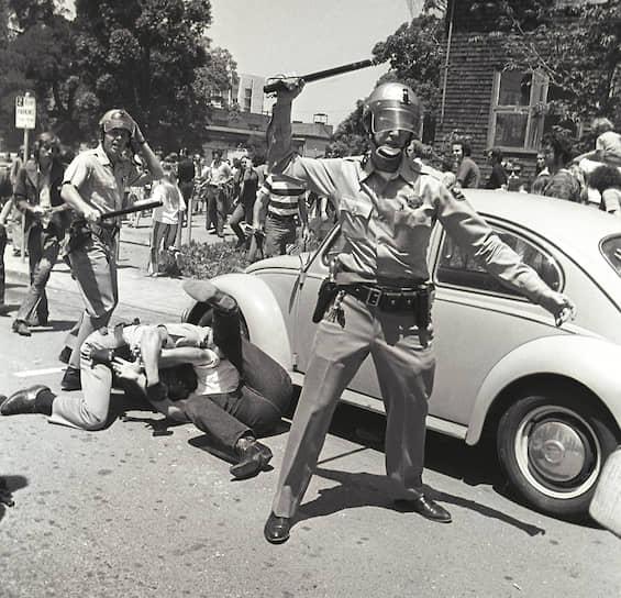 Студенческие протесты в Беркли, 1969