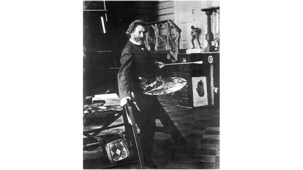 Илья Репин, 1905