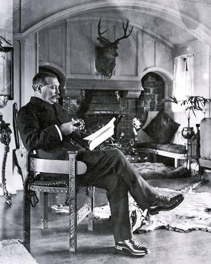 Артур Конан Дойль, 1912