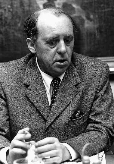 Генрих Бёлль, 1969