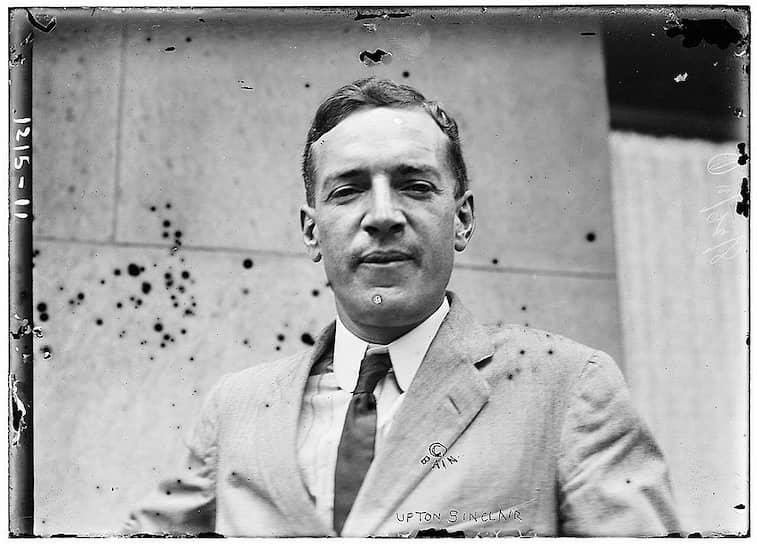 Эптон Синклер, 1920