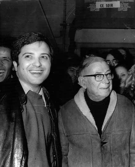 Ален Жейсмар после освобождения, 12декабря 1971-го