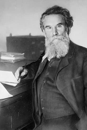 Владимир Короленко, 1910