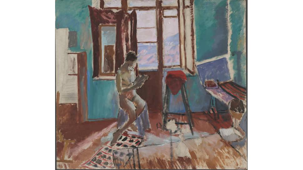 «В комнате (У окна)», 1928