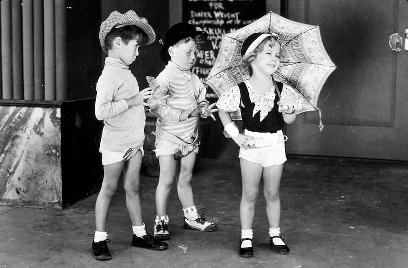 «Baby Burlesks», 1932–1933