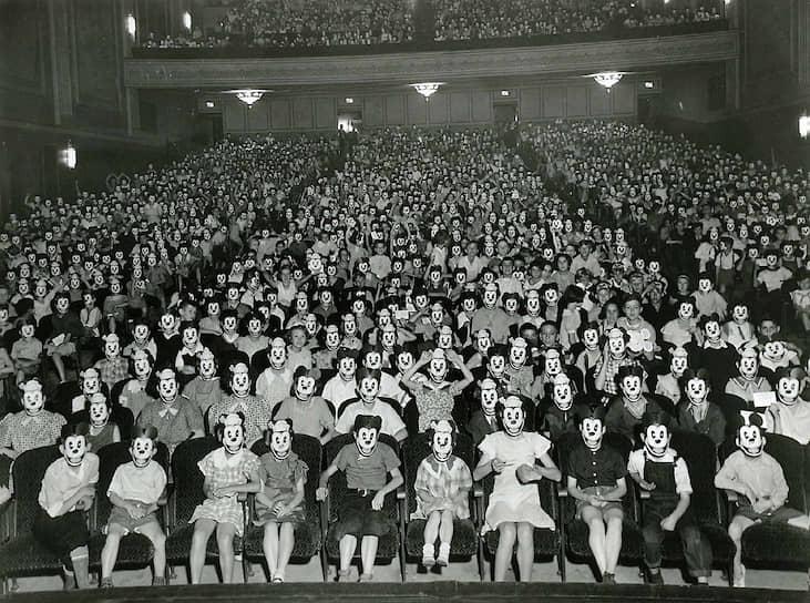 Клуб Микки Мауса, 1930-е