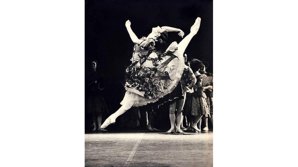 Изабель Герен  в балете «Дон Кихот» в постановке Рудольфа Нуреева