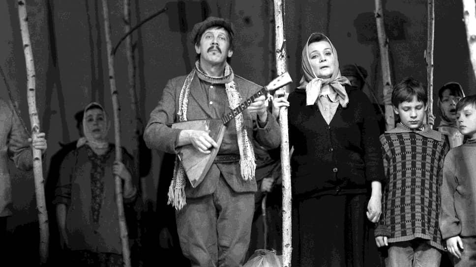 Сцена из спектакля, 1989